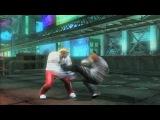 Tekken 6 Fighting Style steve f