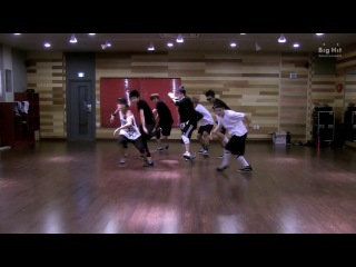 BTS (Bangtan Boys) - No More Dream (Dance Practice)